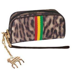 L.A.M.B LeSportsac Gwen Stefani Leopard Makeup Bag